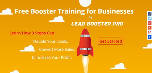 LeadBoosterPro Web Project